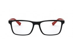 ARMANI EXCHANGE FRAME FOR MEN RECTANGLE BLACK AND RED - AX3067  8158