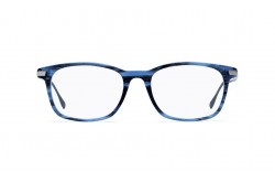 BOSS FRAME FOR UNISEX SQUARE BLUE - 0989  AVS