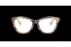 نظارة طبية BURBERRY للنساء كات أي لون نمري - BE2325 3887