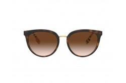 نظارة شمسية BURBERRY للنساء كات أي لون نمري - BE4316 3890-13