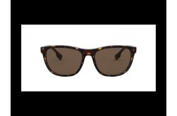 نظارة شمسية BURBERRY للرجال مربع لون نمري - BE4319 3002-73