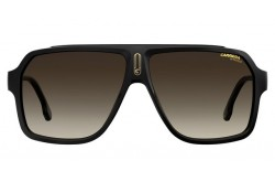 CARRERA SUNGLASSES FOR UNISEX AVIATOR BLACK - 1030S 807HA