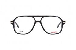 نظارة طبية CARRERA للرجال أفياتور لون أسود و ذهبي - 239 807