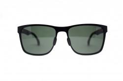 نظارة شمسية CARRERA للرجال مربعة لون أسود - 8026S  003QT
