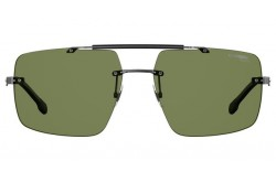 CARRERA SUNGLASSES FOR MEN SQUARE GUN METAL - 8034S KJ1UC
