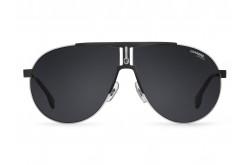 نظارة شمسية CARRERA للرجال آفياتور لون أسود  - CA1005S TI7-IR