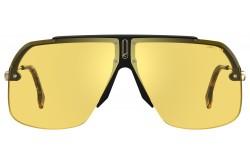 CARRERA SUNGLASS For Unisex aviator black and gold - CA1031S 71CET