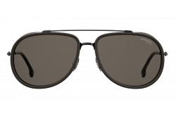 CARRERA SUNGLASS For Men aviator black and sliver - CA166S KJ1-IR