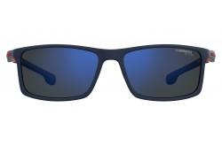 CARRERA SUNGLASS For Men RECTANGLE dark blue - CA4016S FLL-XT
