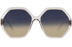 CHLOÉ SUNGLASS FOR WOMEN ROUND PINK - CH0008S 002
