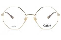 CHLOÉ FRAME FOR WOMEN ROUND GOLD - CH0022O 001