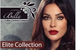 BELLA CONTACT LENSES FOR COLORFUL CONTACT LENSES -  2 LENSES