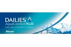 DAILIES DAILY CONTACT LENSES - 30 LENSES IN BOX