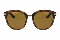 نظارة شمسية DKNY للرجال والنساء دائري لون بني - DY4140  3702/73