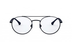 نظارة طبية EMPORIO ARMANI للرجال دائري لون أزرق - EA1107 3298