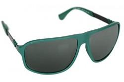 نظارة شمسية EMPORIO ARMANI للرجال أفياتور لون أخضر - EA4029 5209/71