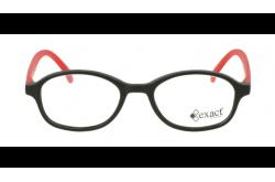 نظارة طبية EXACT للأطفال دائري لون أسود و برتقالي - 55 39