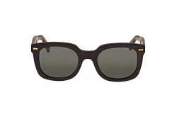 GUCCI SUNGLASS FOR UNISEX SQUARE BLACK - GG0181S  001