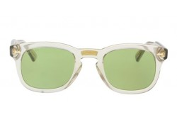 GUCCI SUNGLASS FOR UNISEX SQUARE TRANSPARENCE - GG0182S   005