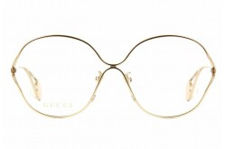GUCCI FRAME FOR WOMEN ROUND GOLD - GG0254OA  001