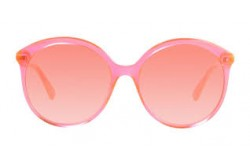 GUCCI SUNGLASS FOR WOMEN CAT EYE PINK - GG0257S  006