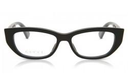 نظارة طبية GUCCI للنساء كات آي لون أسود  - GG0277O 005