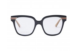 GUCCI FRAME FOR WOMEN SQUARE GOLD - GG0284O  001