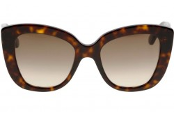 GUCCI SUNGLASS FOR WOMEN CAT EYE TIGER - GG0327S 002