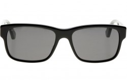 GUCCI SUNGLASS FOR MEN SQUARE RED - GG0340S