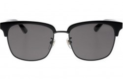 GUCCI SUNGLASS FOR MEN SQUARE BLACK - GG0382S  001