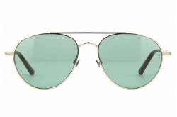 GUCCI SUNGLASS FOR UNISEX AVIATOR GOLD AND TIGER - GG0388S  010