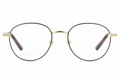 GUCCI FRAME FOR UNISEX ROUND GOLD AND TIGER - GG0392O  003