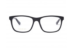 GUCCI FRAME FOR MEN SQUARE BLACK - GG0490O  001