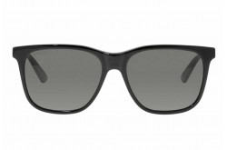 GUCCI SUNGLASS FOR UNISEX SQUARE BLACK - GG0495S   001