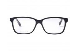 نظارة طبية GUCCI للرجال مستطيل لون أسود  - GG0530O 001