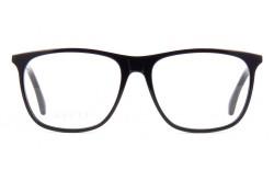 نظارة طبية GUCCI للرجال مربع لون أسود  - GG0554O 001