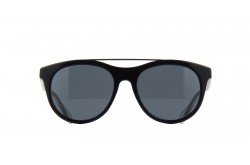 GUCCI SUNGLASS FOR WOMEN AND MEN ROUND BLACK - GG0559S 001