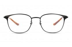 نظارة طبية GUCCI للرجال والنساء مربع لون أسود  - GG0578OK 001