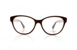 نظارة طبية GUCCI للنساء كات آي لون بني  - GG0633O 003