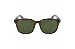 نظارة شمسية GUCCI للرجال والنساء مربع لون نمري - GG0637SK  002