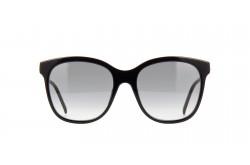 GUCCI SUNGLASS FOR WOMEN SQUARE BLACK - GG0654S  001