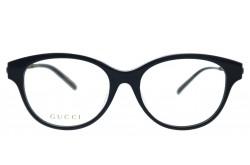 نظارة طبية GUCCI للنساء كات آي لون أسود  - GG0658OA 001