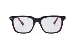نظارة طبية GUCCI للرجال مربع لون أسود  - GG0737O 004