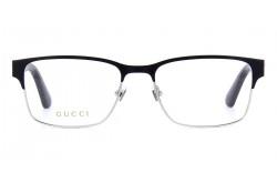 GUCCI FRAME FOR MEN RECTANGLE BLACK - GG0750O 001