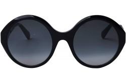 نظارة شمسية GUCCI للنساء دائري لون أسود  - GG0797S 001