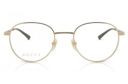 GUCCI FRAME FOR MEN ROUND GOLD - GG0835O 001