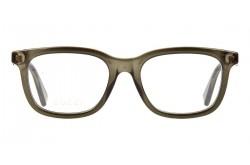 نظارة طبية GUCCI للرجال مربع لون رمادي  - GG0938O 005