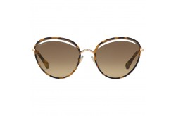 JIMMY CHOO SUNGLASSES FOR WOMEN CAT EYE TIGER AND GOLD - MALYAS 06JHA