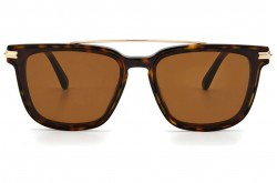 JIMMY CHOO SUNGLASS FOR MEN SQUARE TIGER AND GOLD - ZEDGS 08670