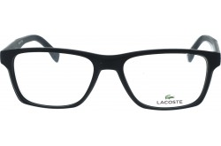 LACOSTE FRAME FOR MEN SQUARE BLACK - L2862 001